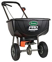 Scotts Pro EdgeGuard Broadcast Spreader