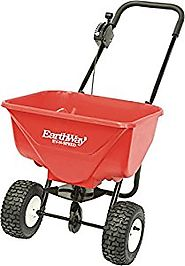 Earthway 2030PPlus Deluxe Lawn & Garden Spreader with 9-Inch Pneumatic Wheels