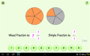 Simply Fractions 2 (Lite) - Android Apps on Google Play