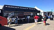 Hire Hungry Nomad Truck For Corporate Catering