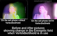 Vortex BioShield Offers Protective EMF Shield
