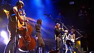 Nicki Bluhm w Infamous Stringdusters - Listen - Norfolk 4-7-16