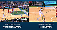 NBA League Pass is launching Mobile View to make it more enjoyable to watch games on your phone