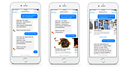 MasterCard users will soon be able to manage their accounts over Facebook Messenger
