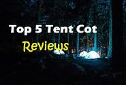 The Best Tent Cots For Camping Outdoors