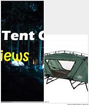 The Best Tent Cots For Camping – 5 Top Rated Brand Reviews