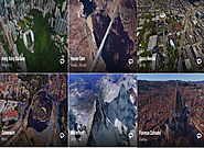A New Great Tool from Google For Virtual Field Trips