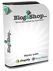BlogaShop review & bonus - I was Shocked!