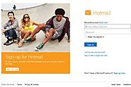 Hotmail support for email notification