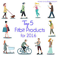 Top 5 Fitbit Products for 2016: Which Fitbit is the Best to Buy? - Home Workout Essentials