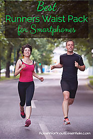 What is the BEST Runners Waist Pack for Smartphones? - Home Workout Essentials