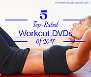 5 Top Rated Workout DVDs for 2017 - Home Workout Essentials