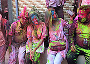 Book Holi Festival Tour Package, Colors of Rajasthan Tour