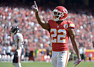 Marcus Peters, CB for the Kansas City Chiefs