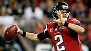 Matt Ryan, QB for the Atlanta Falcons