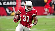 David Johnson, RB for the Arizona Cardinals