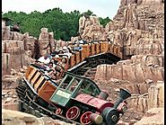 Magic Kingdom Big Thunder Mountain Railroad POV Ride Walt Disney World