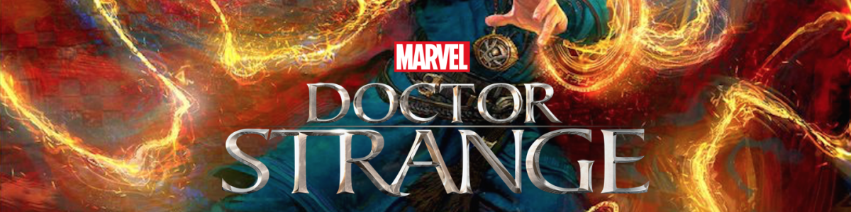 Headline for Top 10 Reasons To Watch Doctor Strange