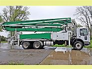 Used Concord Concrete Pumps for Sale