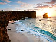 Hulopo'e beach, Hawaii