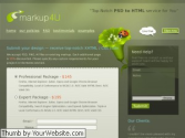 Top-Notch PSD to HTML services for You | convert PSD2HTML | Markup4U