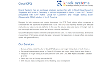 Cloud CPQ by Knack Systems
