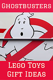 Ghostbusters Lego Toys Gift Ideas - Kims Five Things