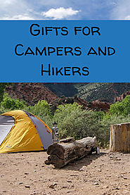 Gifts for Campers and Hikers - Kims Five Things