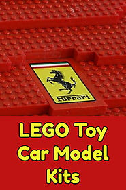LEGO Toy Car Model Kits Gift Ideas - Kims Five Things