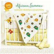 Shop Cute Baby bedding Online At Little West Street