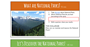 National Parks Hyperdoc gr3