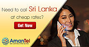 Best Calling Option for Sri Lanka from the USA or Canada