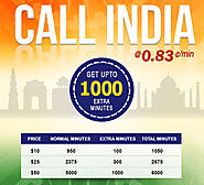 Amantel Special Offers For India