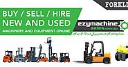New & Used Forklift for Sale Melbourne