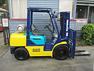 Forklifts for sale in Melbourne