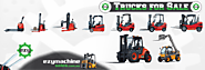 Buy-Sale New & Used Forklift for sale in Australia from EzyMachineSales