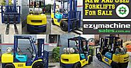 New & Used Forklifts For Sale Melbourne, Victoria