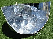 Solar Cooker crock pot