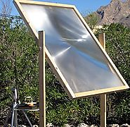 Homemade solar ovens: Best materials and supplies