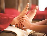 Refreshing Foot Massages