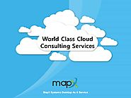 World Class Cloud Consulting Services