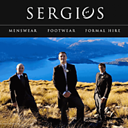 Sergios Menswear and Formal Hire