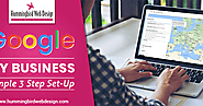 Google My Business - Simple 3 Step Set-Up