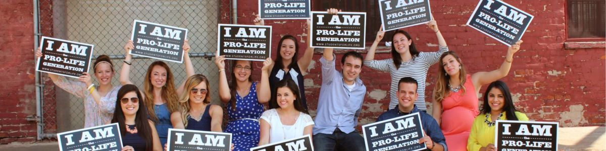 Headline for De-Stressing from the Election: Pro-Life Millennials Edition