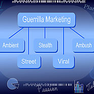 $pa Marketing: Make It Rain with Guerrilla Marketing