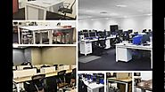 Office Partition - Office Workstations Dubai, Office Chairs - Office Furniture - SAGTCO Dubai,UAE