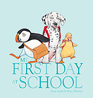 Children's Book Review, My First Day at School