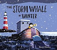 Children's Book Review, The Storm Whale in Winter