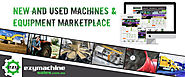 New and Used Machines & Equipment Marketplace