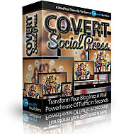 Covert Social Press 2.0 REVIEW and GIANT $21600 bonuses